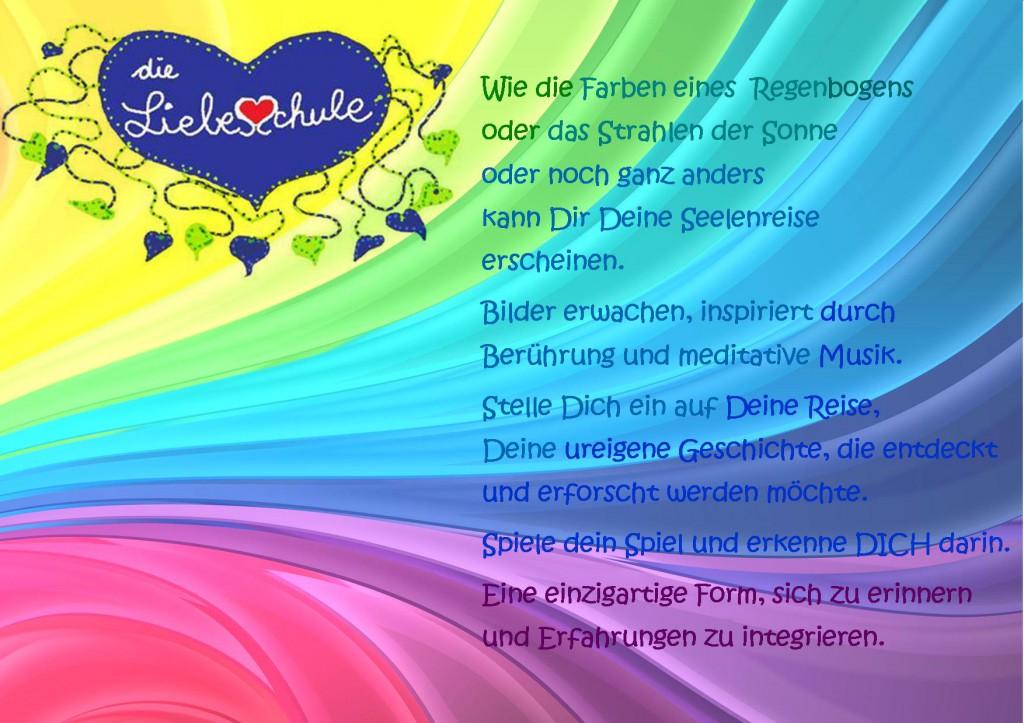 Liebesschule Regenbogen