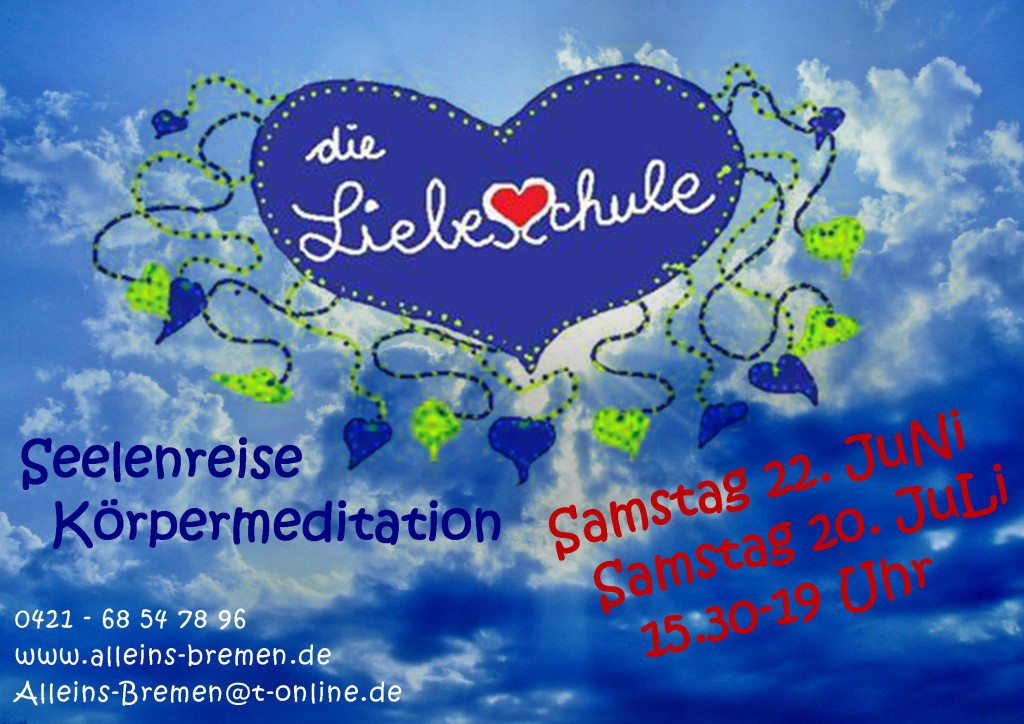 Liebesschule Sommer 13 A3