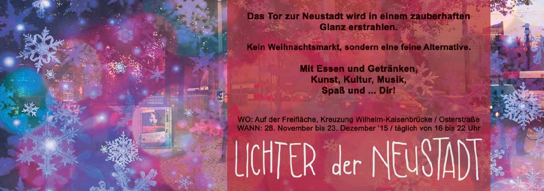 Einladung Lichter der Neustadt