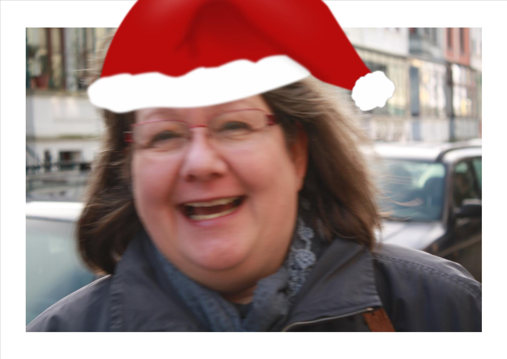 bandhini-weihnachtsfrau