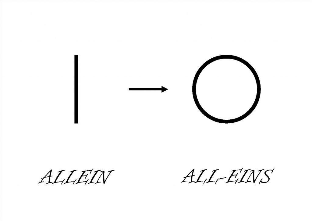 ALLEIN-ALL-EINS